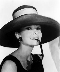 Audrey Hepburn: klug, raffiniert und weiblich.