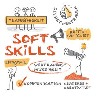 Soft Skills sind wichtig im Job und werden zu Hause mit kleinen Kindern trainiert - völlig kostenfrei für den Arbeitgeber. © Trueffelpix - Fotolia.com